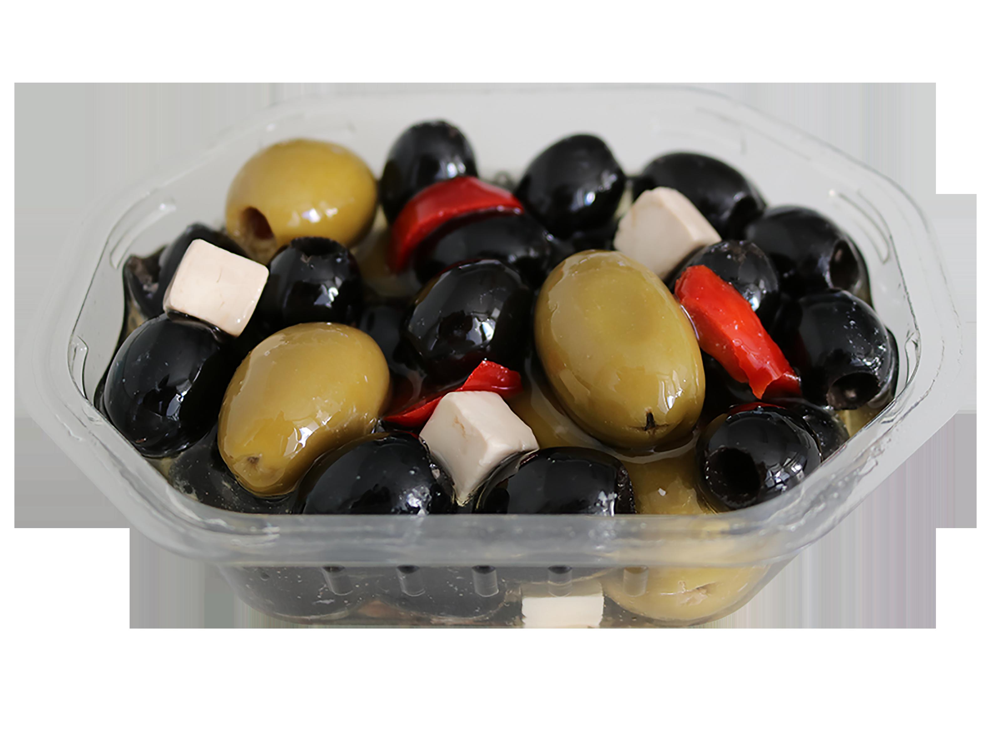 Olivensalat
